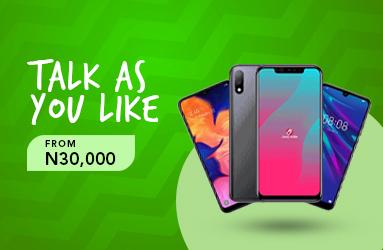 Phones- Talk as you like