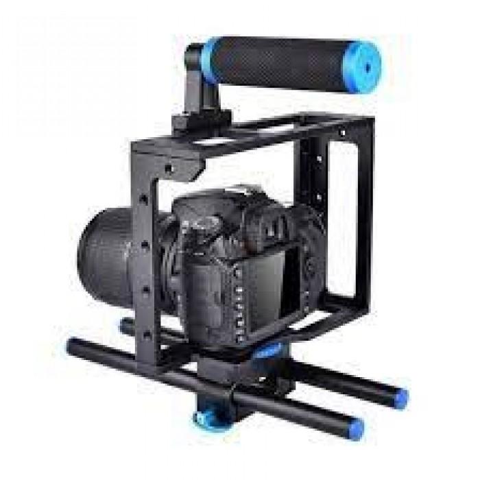DSLR Camera Cage Set