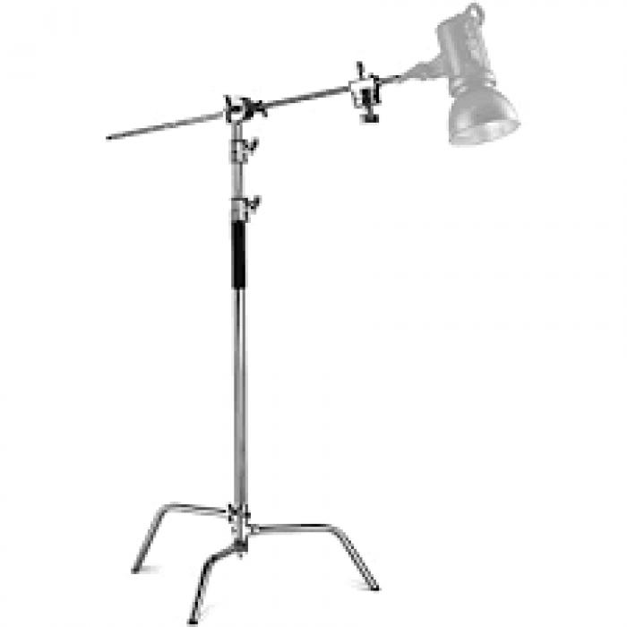 Heavy Duty Photography Studio Strobe Light C - Stand
