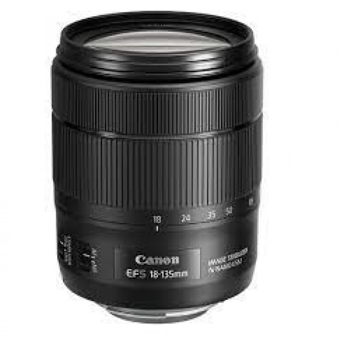 Canon EF 18-135mm IS Lens