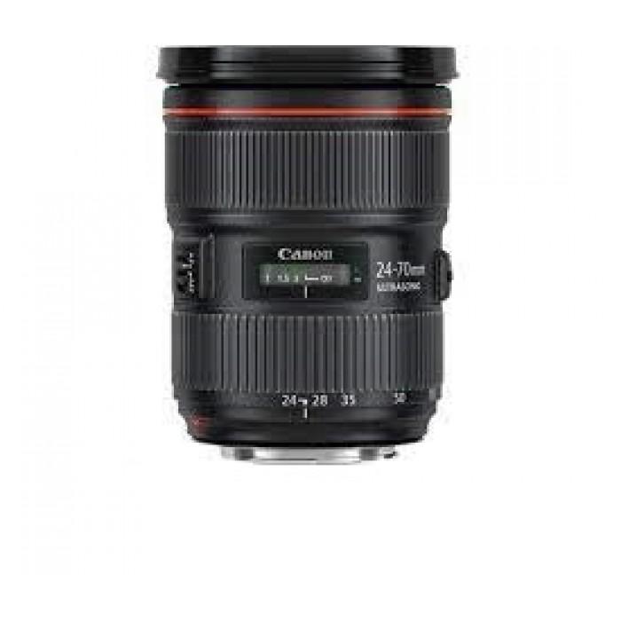 Canon EF 24-70mm f/2.8 USM II Lens