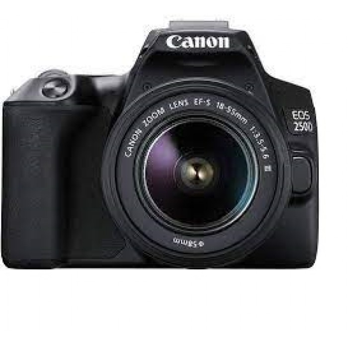 Canon EOS 250D with 18-55mm III Lens