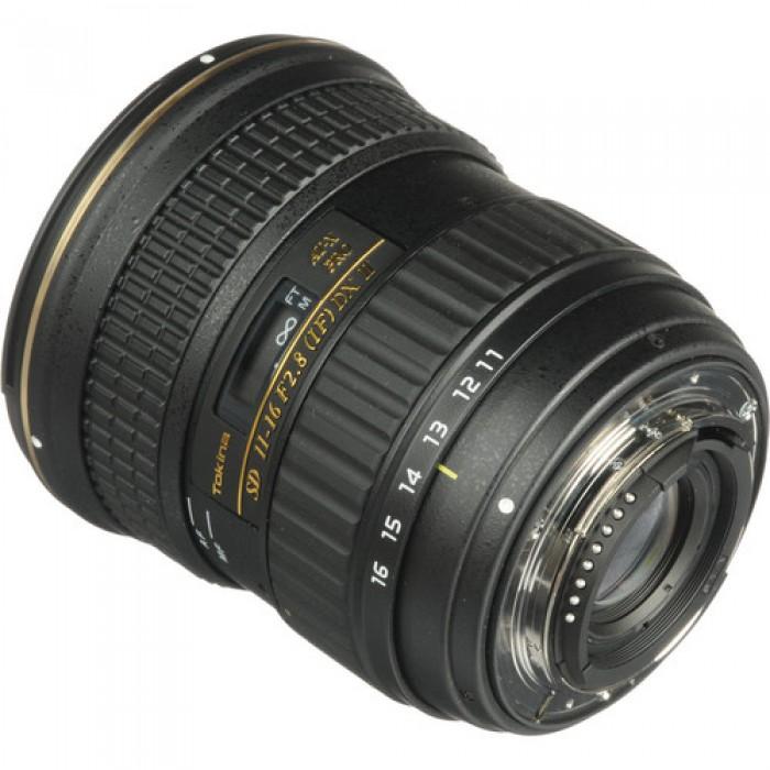 Tokina 11-16 mm F2.8 Nikon Lens