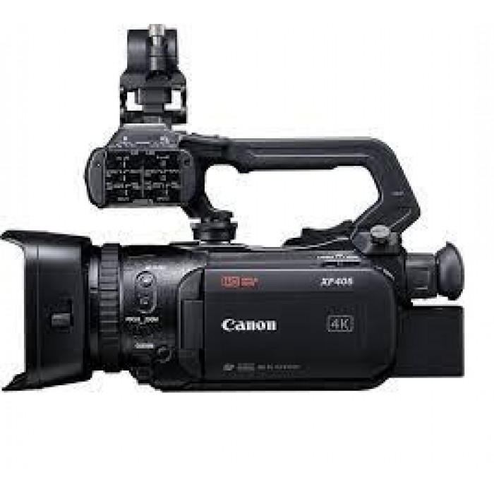 Canon XF405 4K Video Camcorder