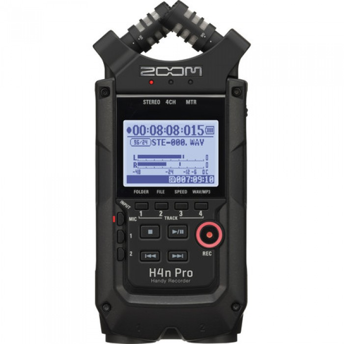 Zoom H4N Pro Professional Recorder