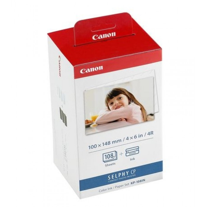 KP 108 IP Canon Paper with Colour Ink
