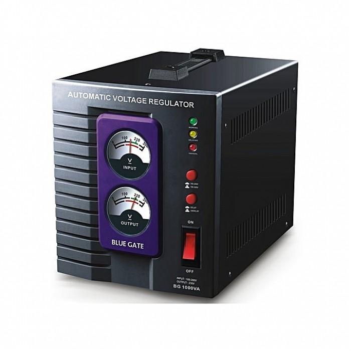 Blue Gate 1KVA 1000VA AVR Stabilizer | Automatic Voltage Regulator