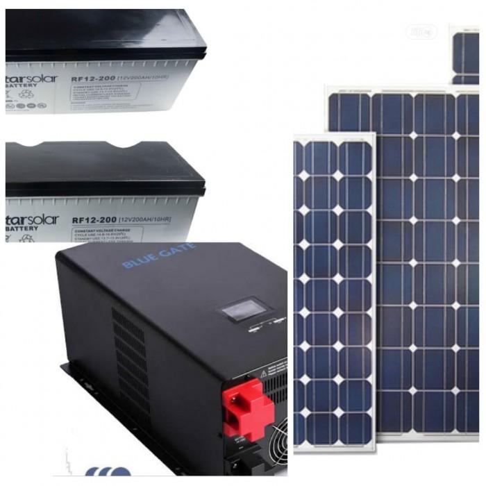 Blue Gate 7.5KVA Solar Inverter