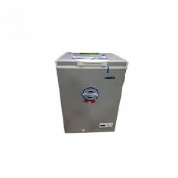 Haier Thermocool 100L Chest Freezer HTF-100HAS R6 Silver Colour