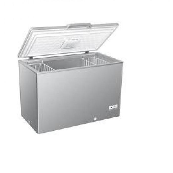 Haier Thermocool 379L Chest Freezer Large 379 Turbo Silver   100104369