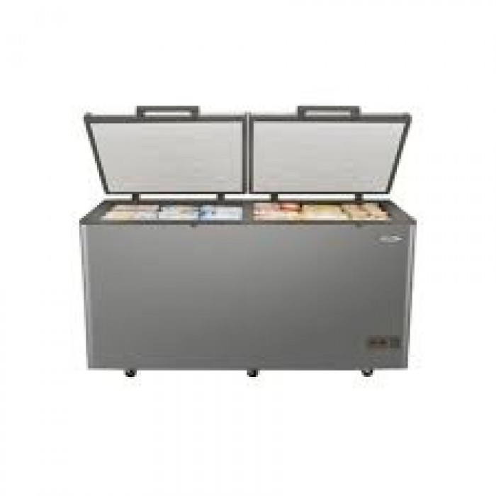 Haier Thermocool 429L Chest Freezer Large HTF-429IS R6 Silver   100108099