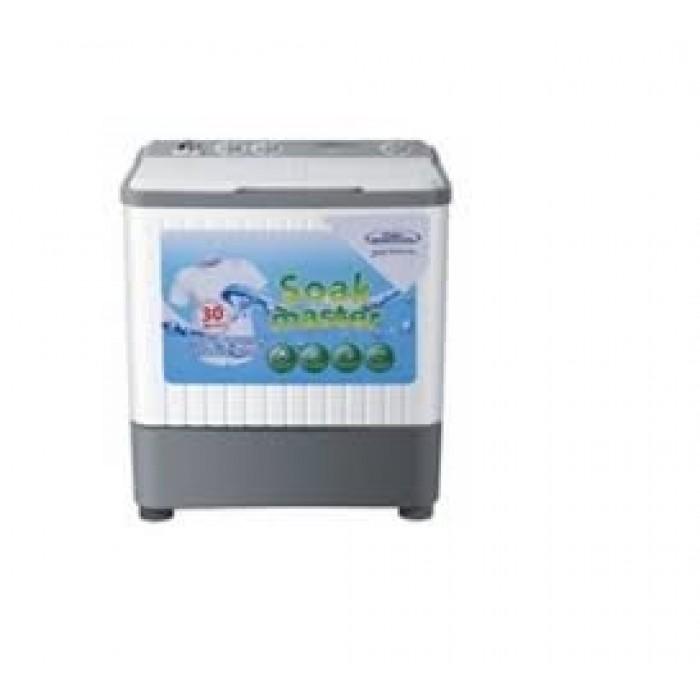 Haier Thermocool 8kg Top Load Semi Automatic Washing Machine TLSA08B Blue