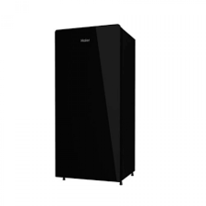 Haier Thermocool 195 Liters 1 Door Dcool Black Refrigerator (HR-195CBG R6)