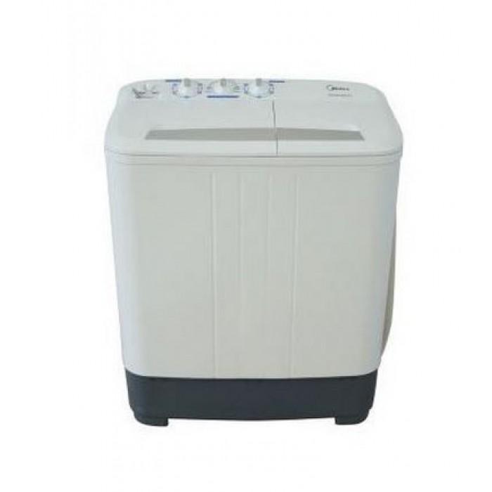 Midea 8kg Twin Tub Semi Automatic Washing Machine ¦ MTA80-P701S