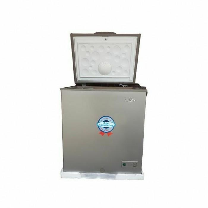 Haier Thermocool Chest Freezer SML HTF-150HAS R6 SLV | 100108063 Silver