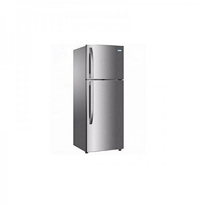 Haier Thermocool 339L Double Door Top Mount Refrigerator 350 LUX R6 Silver