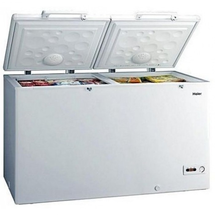 Haier Thermocool 429L Chest Freezer Large 429 R6 White  100101179