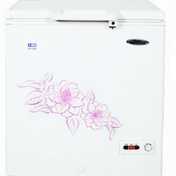 Haier Thermocool 219L Chest Freezer Medium 219 R6 White   100101178