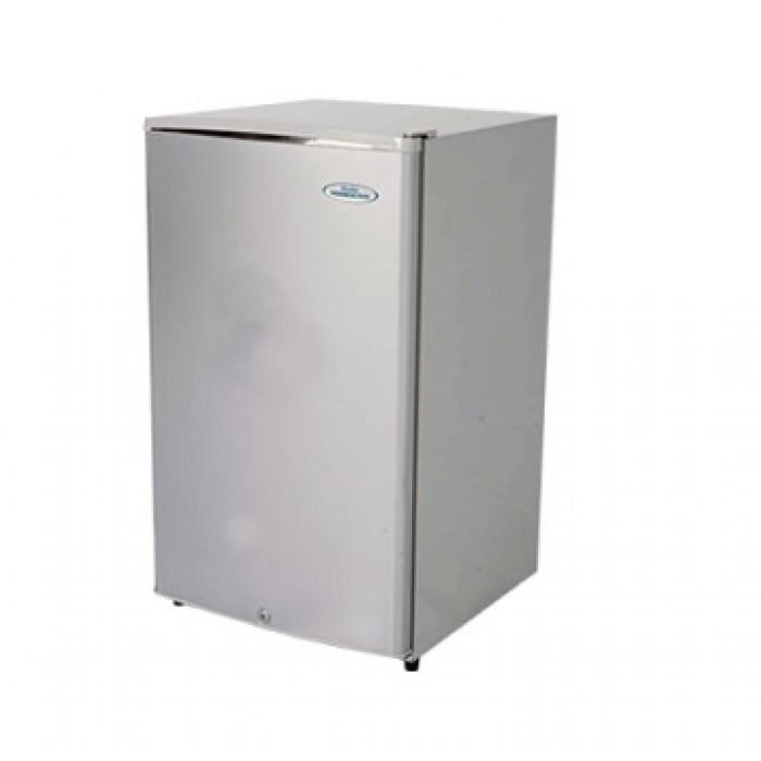 Haier Thermocool 90L Single Door Refrigerator Dcool 107BS R6 SLV | 100104965