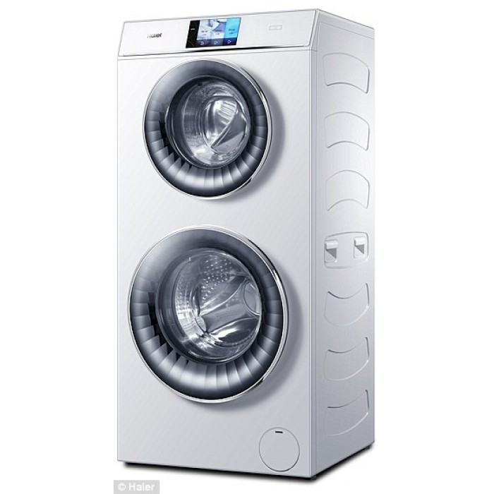 Haier Thermocool 12kg Front Load Duo Washing Machine HWD120-B1558 | 100104370