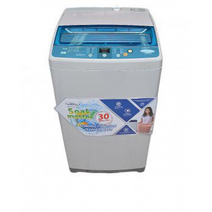 Haier Thermocool 6kg Top Load Automatic Washing Machine Silver | 100006724
