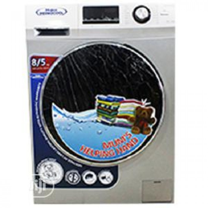 Haier Thermocool 8kg/5kg Front Load Washing Machine HWD80-BP14636S | 100104008