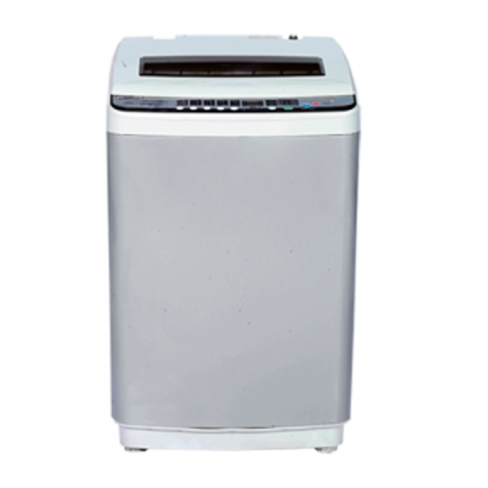 Haier Thermocool 8kg Top Load Automatic Washing Machine Silver | 100006725