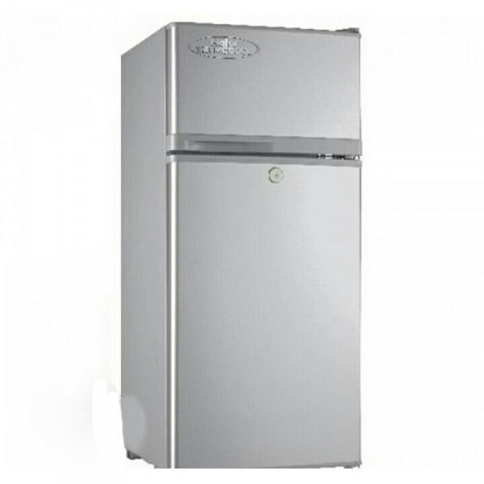 Haier Thermocool 95L Double Door Top Mount Refrigerator 95BEX R6 | 100106176 Silver Colour