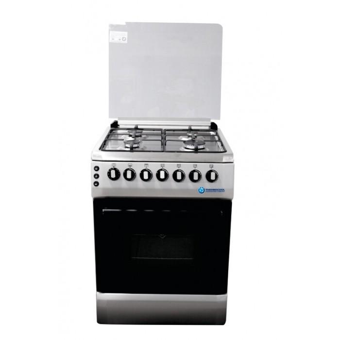 Haier Thermocool 4 Burner Gas Cooker My Diva 604G OG-6840 Inox | 100107262