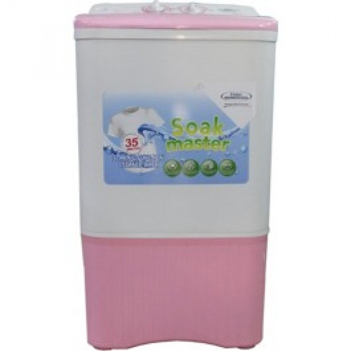 Haier Thermocool 6kg Top Load Semi Automatic Washing Machine Pink | 100006726