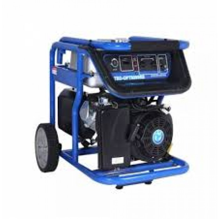 Haier Thermocool 6.25KVA/5KW PTR Large OPT 7500RS Generator | 100006717