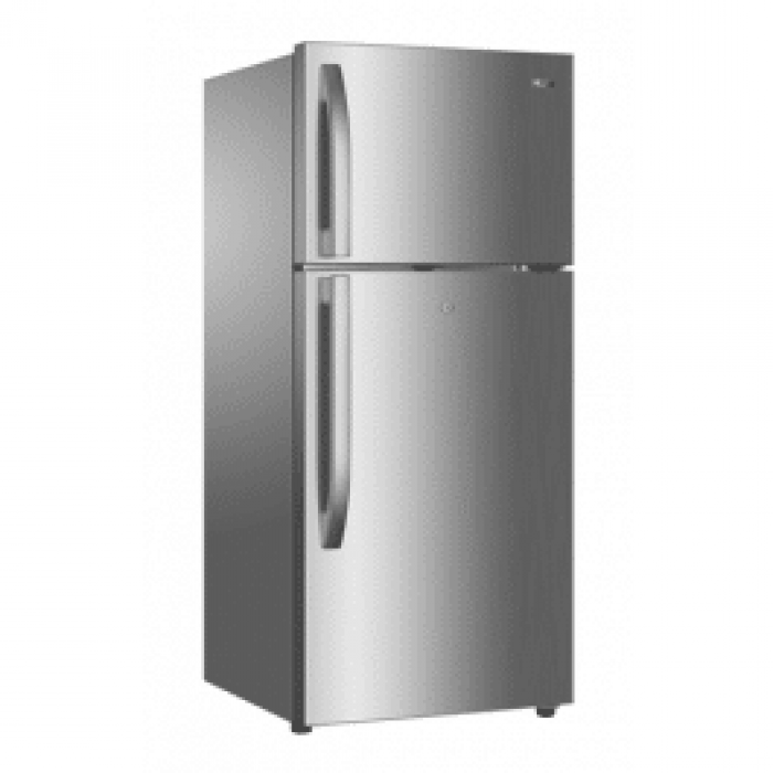 Haier Thermocool Double Door Top Mount Refrigerator 120BEX R6 Silver