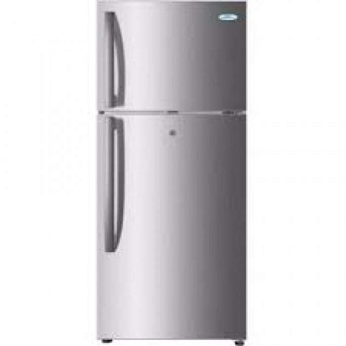 Haier Thermocool 200L Double Door Top Mount Refrigerator 200 LUX EX R6 Silver