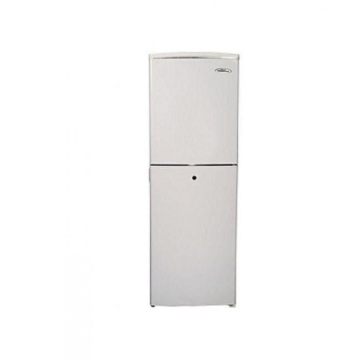 Haier Thermocool Double Door Top Mount Refrigerator 180EX R6 Silver