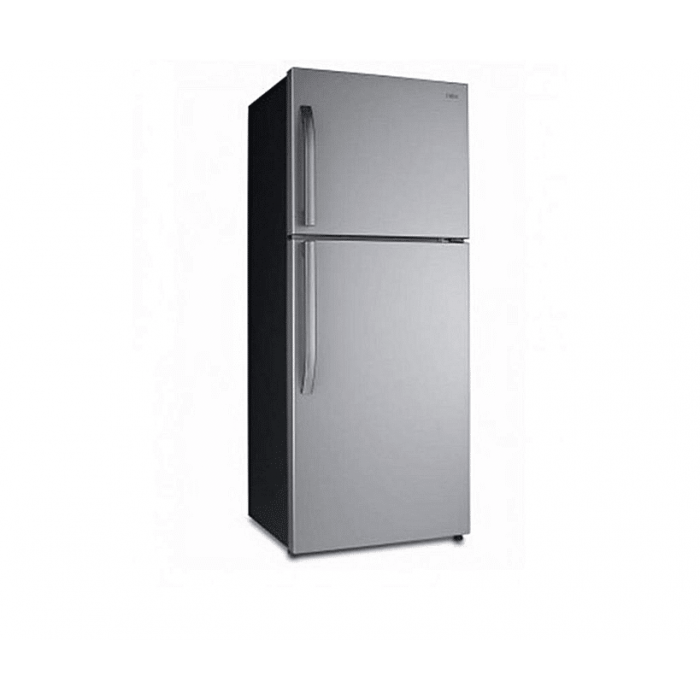 Haier Thermocool Double Door Refrigerator HRF-520WS R6 | Top Mount Frost Free Silver 100107212