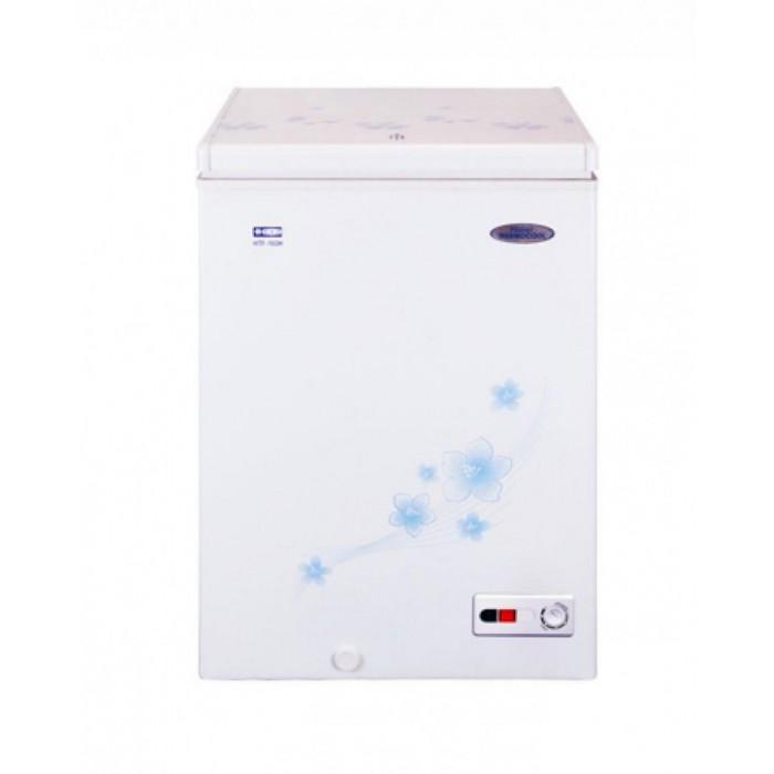 Haier Thermocool 120L Chest Freezer HTF-126HBW IC R6   SML 100106180 White