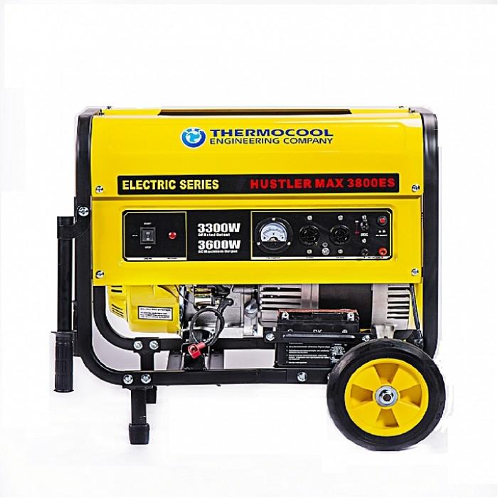 Haier Thermocool 4.1KVA/3.3KW PTR Medium Hustler 3800ES Generator | 100006719