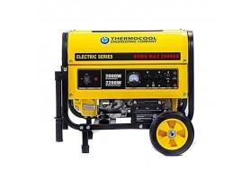 Haier Thermocool 3.75KVA/3KW PTR Medium Hustler 3500ES Generator | 100006712