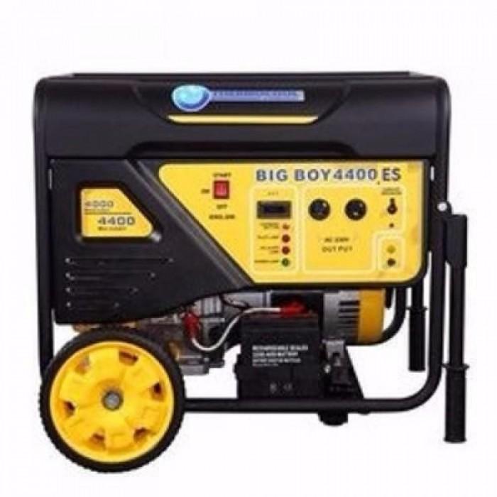 Haier Thermocool 5KVA/4KW PTR Medium Big Boy 4400ES Generator | 100006720