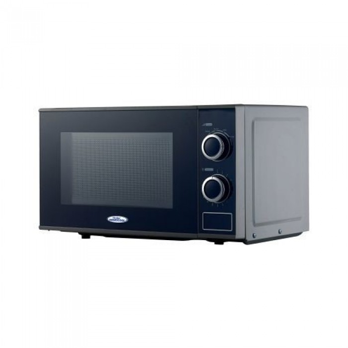 Haier Thermocool 20L Microwave Oven Manual Solo Silver SMH207ZSB-P | 100107216