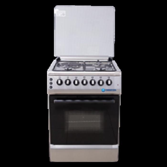 Haier Thermocool (3G+1E) Burner Gas Cooker My Diva 603G1E OG-6831 Inox | 100107264