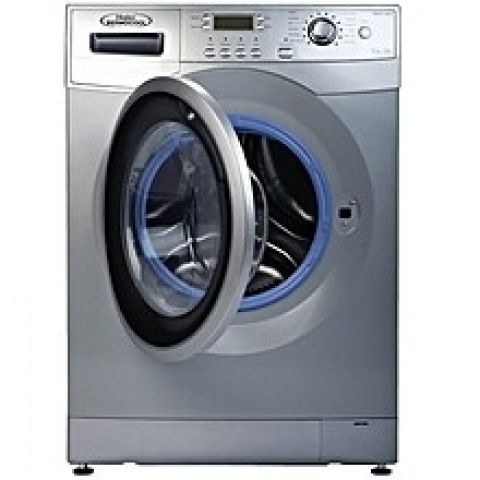 Haier Thermocool 6kg Front Loader Washing Machine HW60-12829S Silver | 100104006