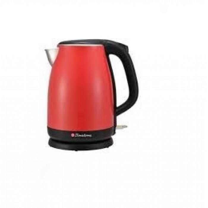 Binatone Water Kettle CEJ-1750 Black/ Red