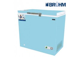 BRUHM 283 Liters CF BCS-283M Light Blue Deep Freezer