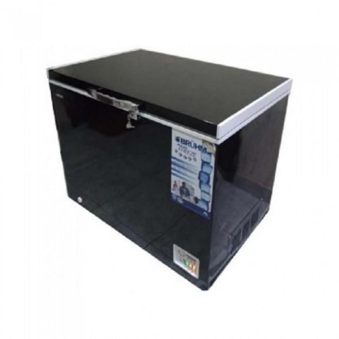 BRUHM 197 Liters CF BCS-200MB  Black Deep Freezer