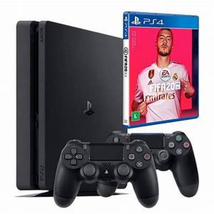 PlayStation 4 1TB FIFA 20 With 2 Pads