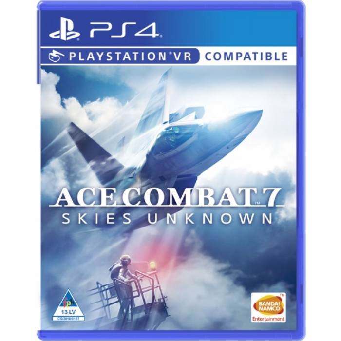 Ace Combat 7 Skies PlayStation