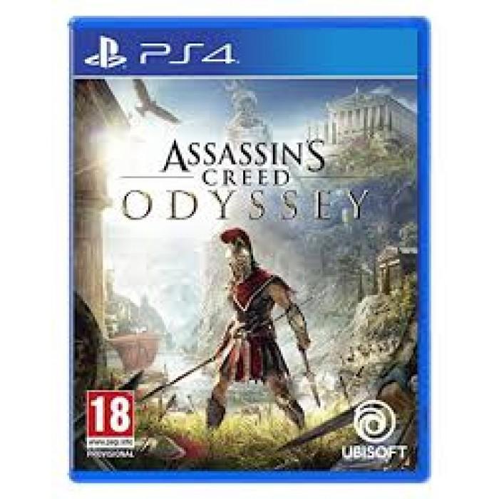 Assassins Creed Odyssey PlayStation