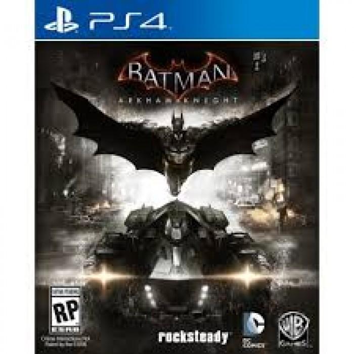 Batman Arkham Knight PlayStation