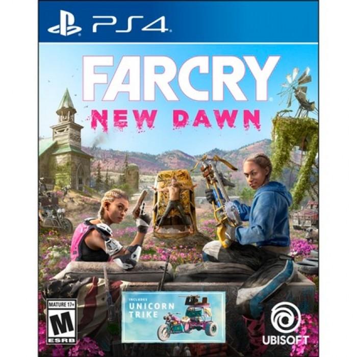 Far Cry New Dawn PlayStation